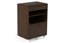 Sola Multifunction Cabinet in Toasted Walnut