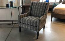 Agassiz Chair in Navy
