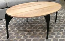 Triton Coffee Table with Maple Top