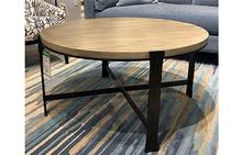 Woodland Oak Coffee Table in Driftwood