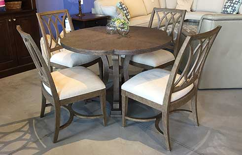 Resort Dining Table and 4 Chairs