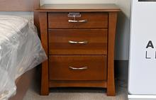 Clarington Night Stand in Royal Cherry