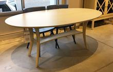 Barbara Dining Table in Maple