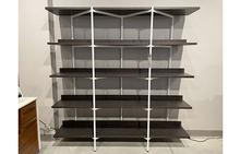 Kite 5 Tier Shelf in Gray