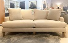 Mia Apt Sofa in Cream