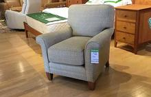 Stella Chair in Geo Sage