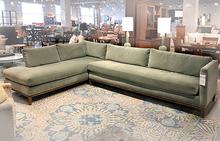 Fiona Sectional in Leaf