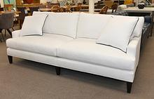 Mia Sofa in Crypton Pendleton Snow