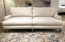 Mia Sofa in Riva Bone