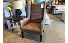 Runway Chair in Latte
