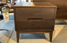 Leila Nightstand in Praline