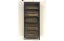 Mary Lou Cube Bookcase in Grey Wash Elm