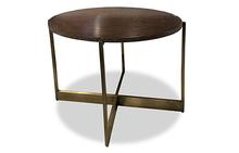 Prince Oval End Table