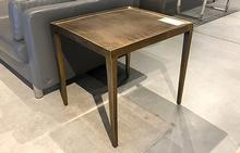 Sullivan End Table in Bronze