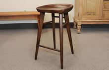 Kami Counter Stool in Ash Finished Walnut