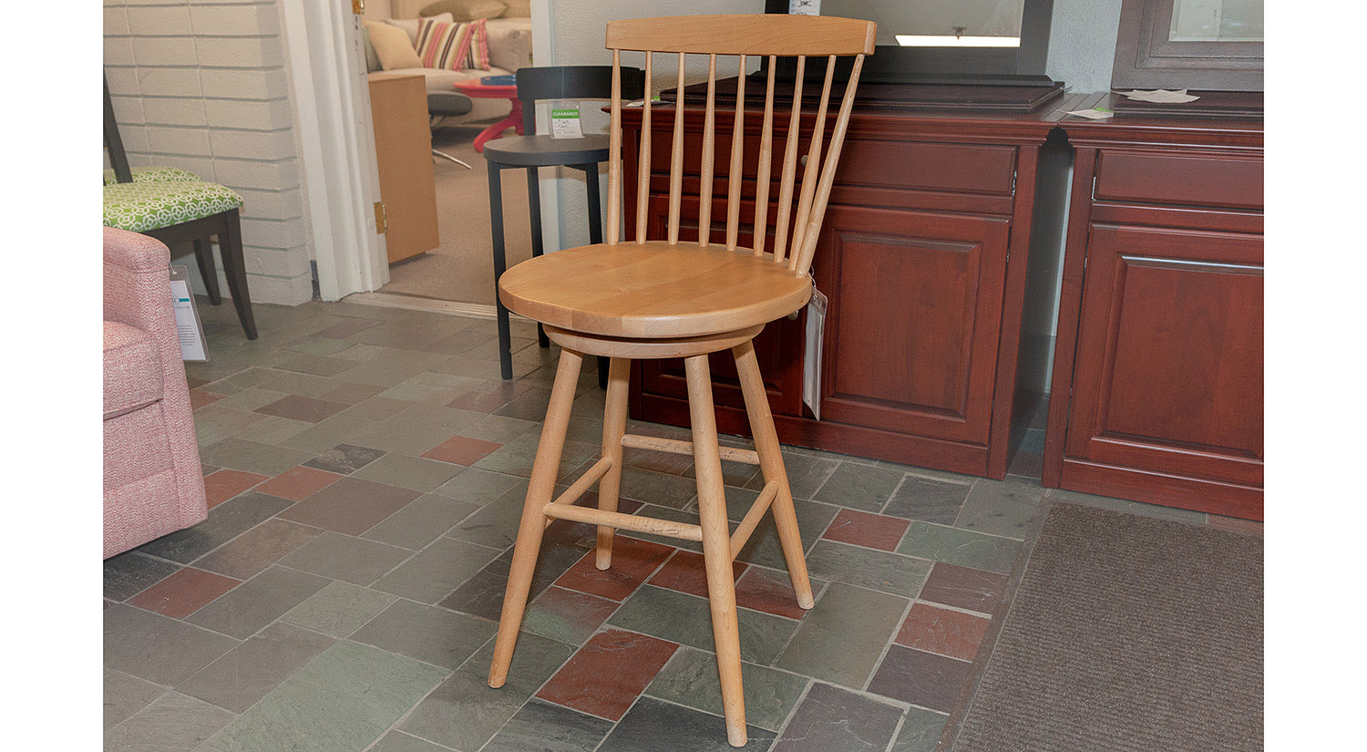 Temple Counter Stool