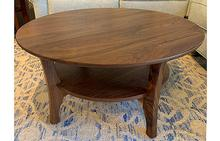 Verdana Coffee Table in Walnut