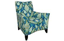 Miles Chair in Blue