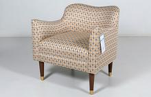Alexander Chair in Barwell Beige