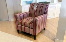 Lawrence Chair in Stripes