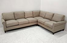 Louise Sectional in Clue Beige