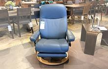 Consul Medium Leg Comfort Recliner in Sparrow