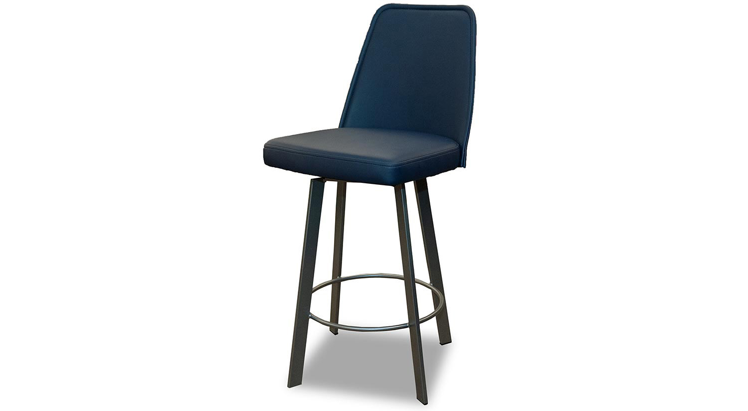 Sofia Counter Stool in Blue
