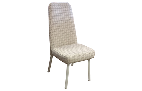 Bloom Side Chair in White