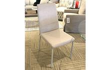 Muse Side Chair in Mushroom