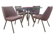 Soul Dining Table and 4 Chairs