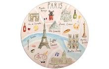 Paris Coasters - Set of 4
