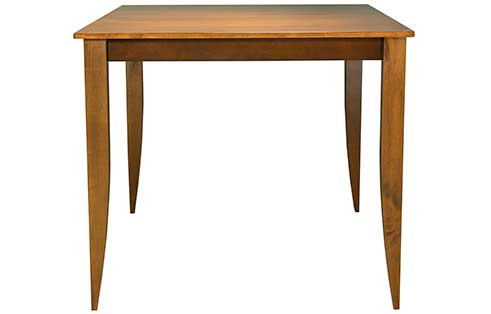 Circle Furniture Saber Counter Table Maple Dining
