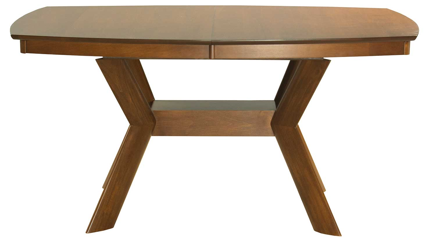 Circle Furniture K Base Table Contemporary Tables