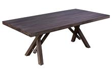 Quincy Dining Table with Mondo Top