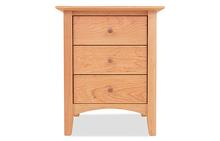 Canterbury 3 Drawer Nightstand