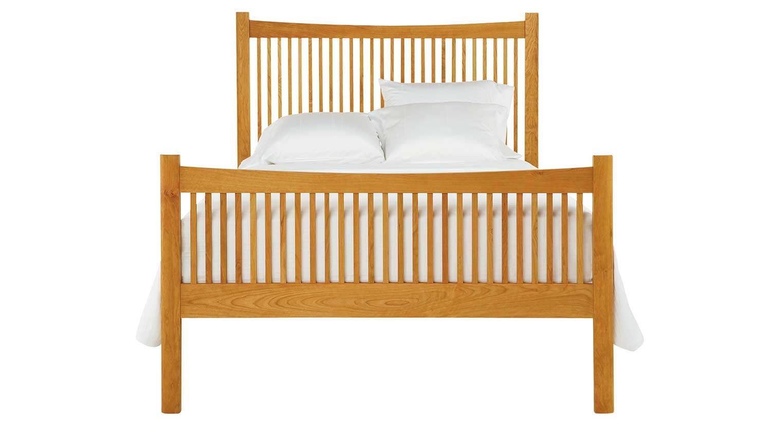 Circle Furniture - Heartwood Bed