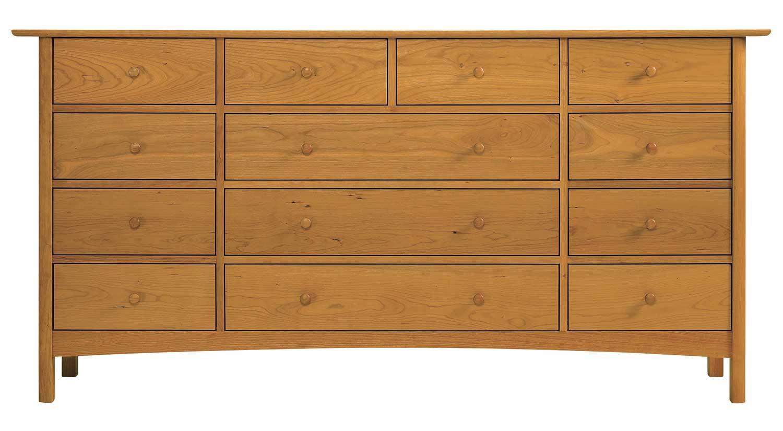 Circle Furniture - Heartwood 13 Drawer Dresser | Bedroom Dressers ...