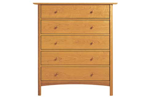 Heartwood 5 Drawer Chest