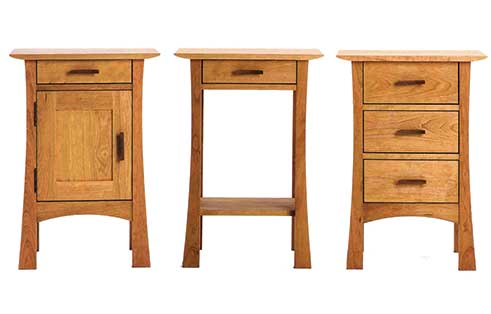 Horizon High Nightstand