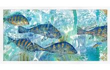 Swimming Fish Art