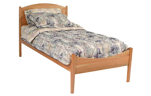 Moondance Shaker Twin Bed