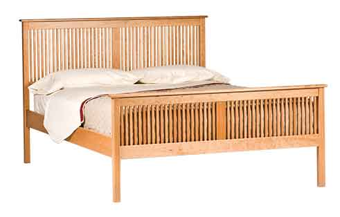 Heritage Shaker Bed