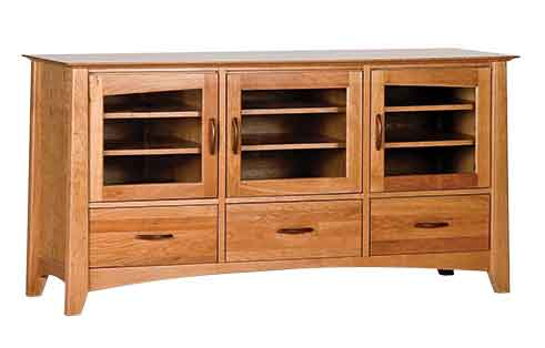 "Willow Deluxe 65"" Media Cabinet"
