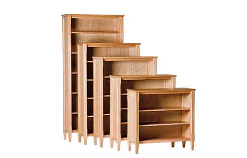 Shaker Bookcases by Wilton