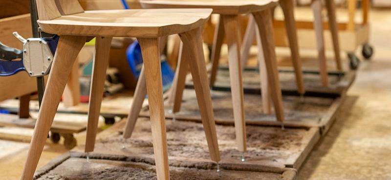 Craftsmanship Furniture Circle, Vermont Made Furniture