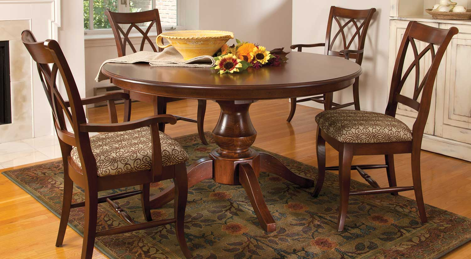 Circle Furniture - Woodstock Table | Dining Tables MA | Circle ...