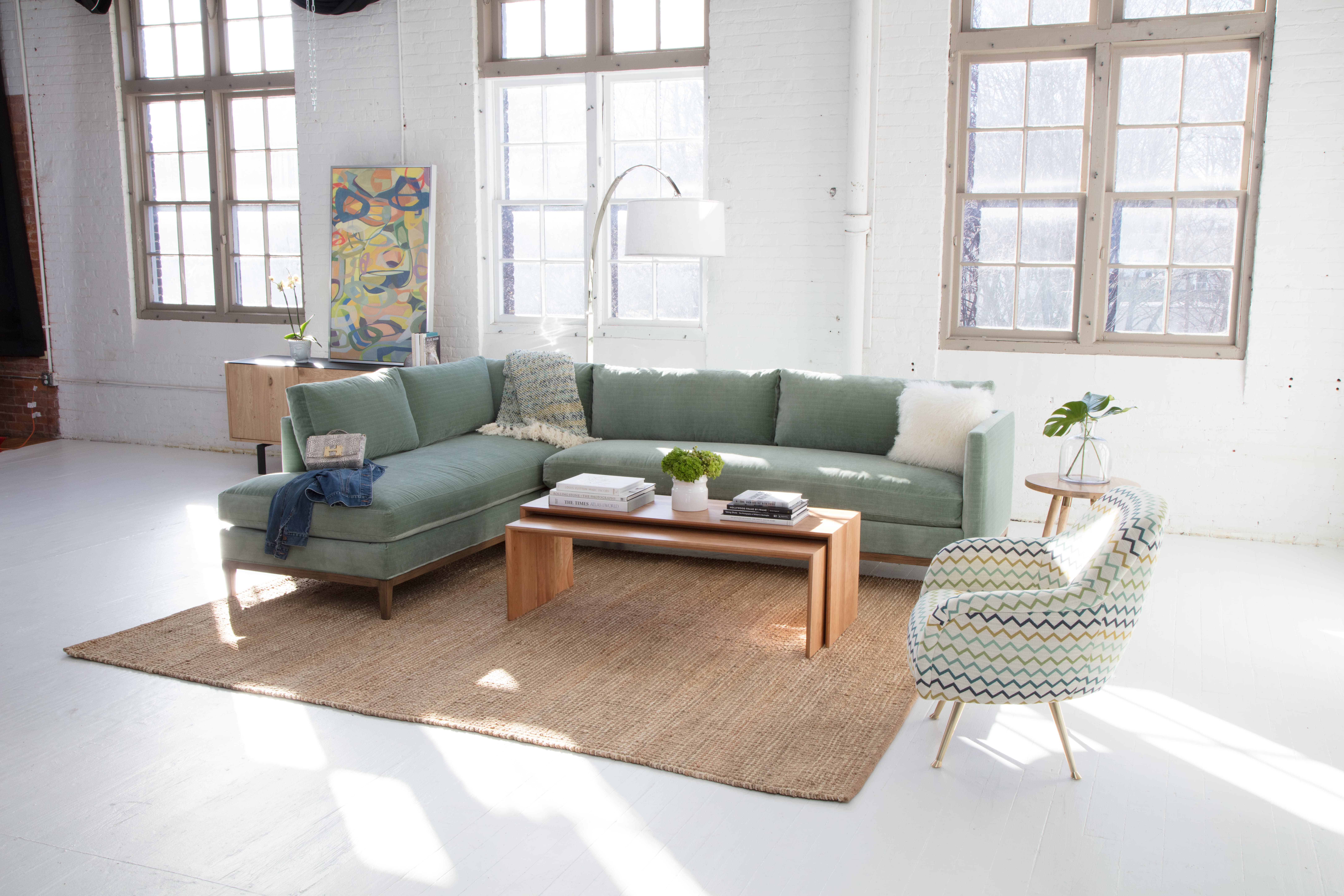Circle Furniture How To Expertly Decorate An Open Floor Plan In 2021