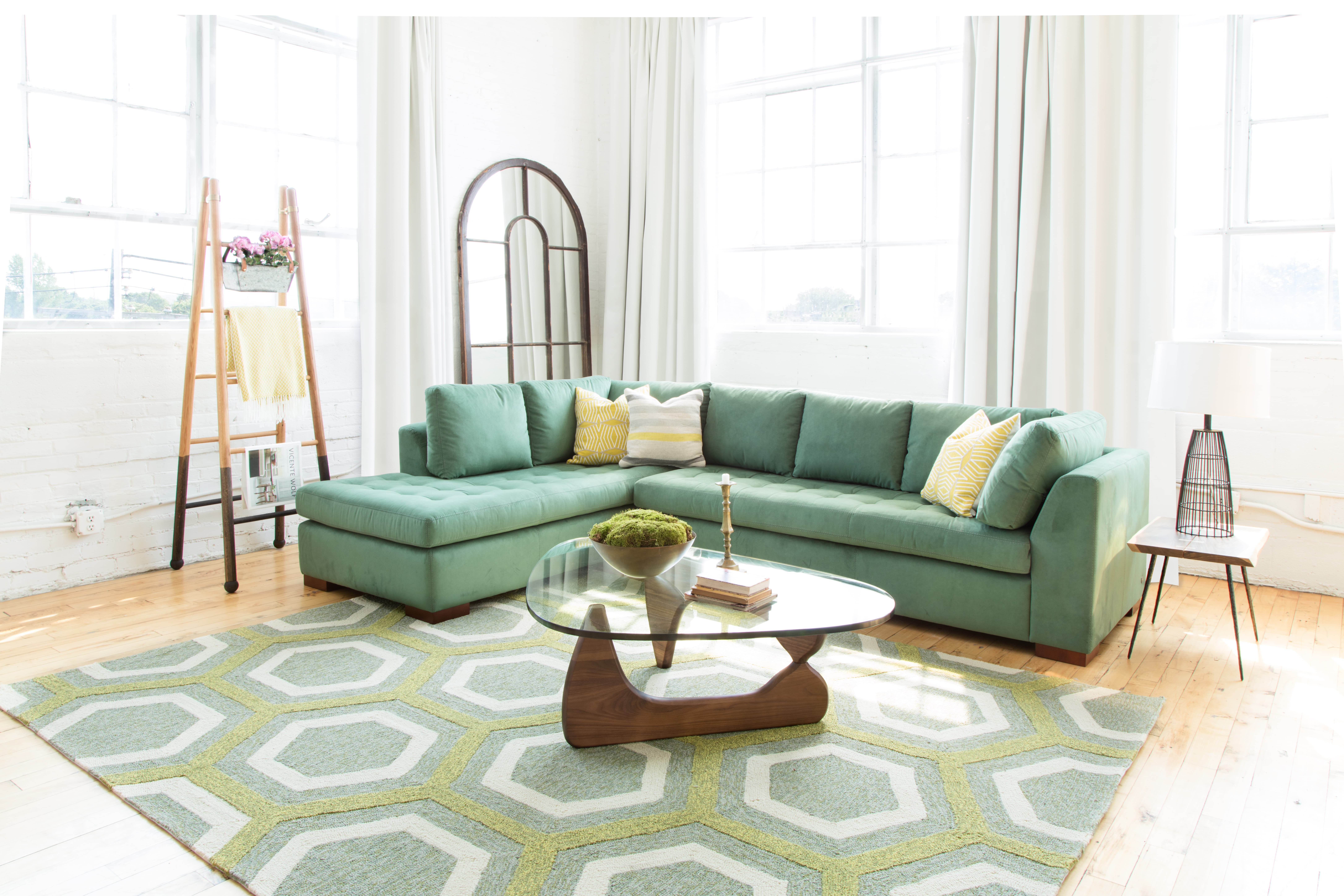 Circle Furniture - Why Does my Rug Shed