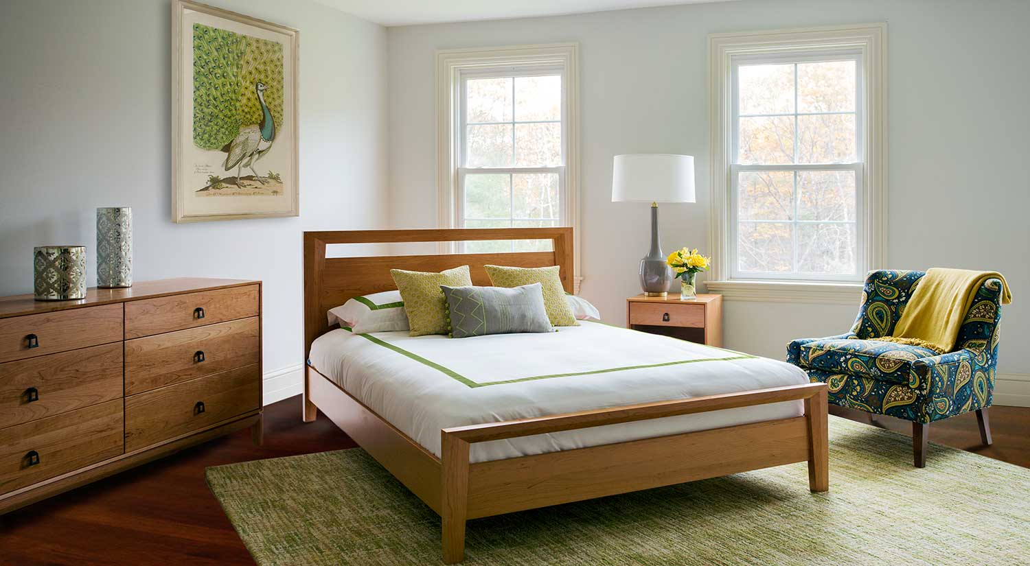 bedroom, master bedroom, modern, modern bedroom, bed, seating, contemporary