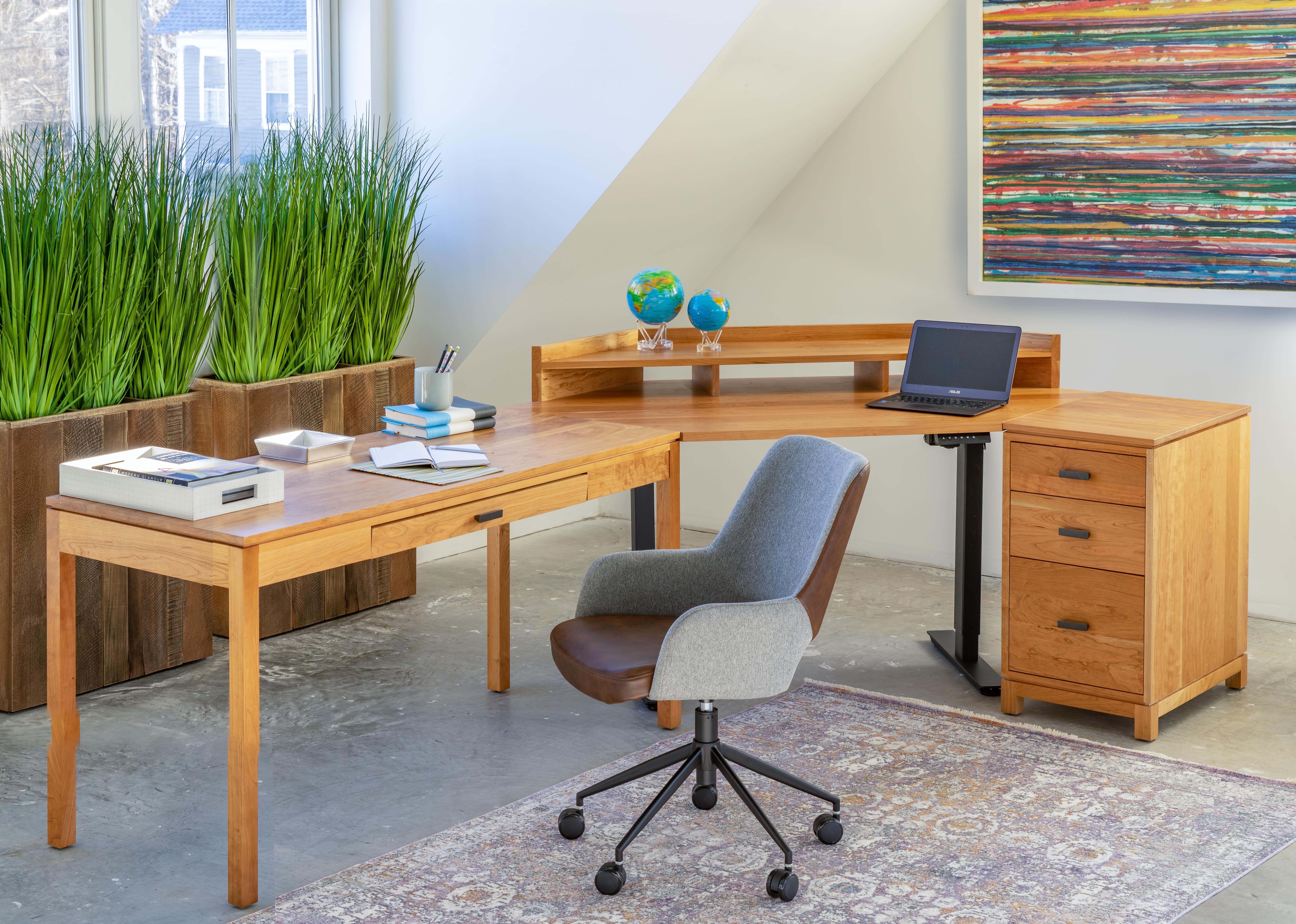 Circle Furniture How Much Does It Cost To Furnish A Home Office